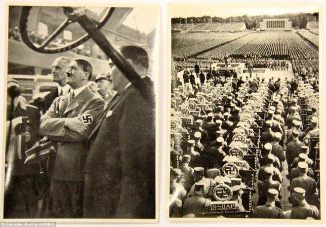 Loạt ảnh hiếm về trùm phát xít Hitler - 6
