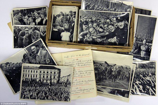 Loạt ảnh hiếm về trùm phát xít Hitler - 7