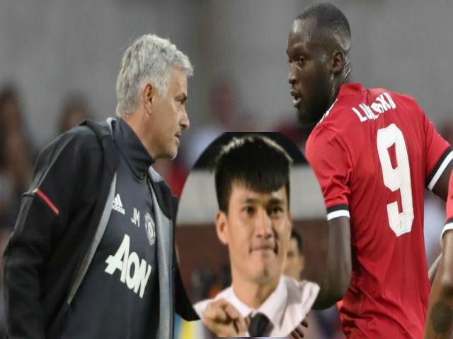 MU đại thắng West Ham: Lukaku lập cú đúp, Công Vinh phấn khích