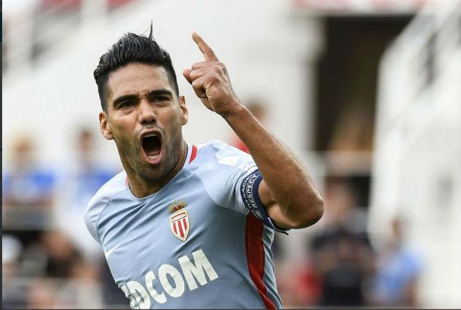 "Dijon – AS Monaco: ""Mãnh hổ"" Falcao & cú hat-trick thần thánh - 1"