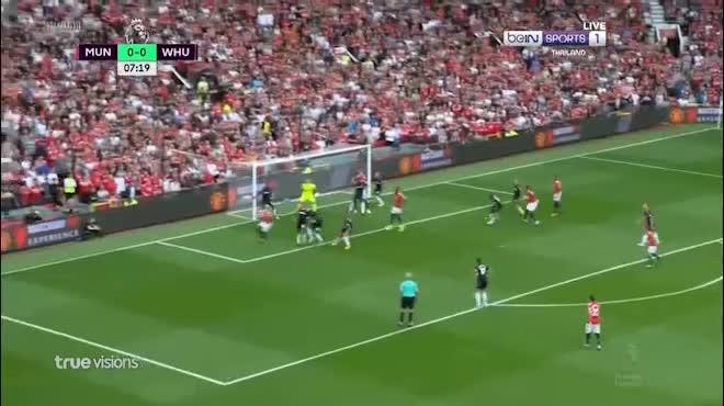 """Chi tiết Swansea - MU: """"Quỷ đỏ"""" đại phá Liberty (KT)"""