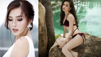 Mỹ nữ Sài Gòn có vòng 3 gần 1 mét thi Hoa hậu Hoàn vũ HOT nhất tuần