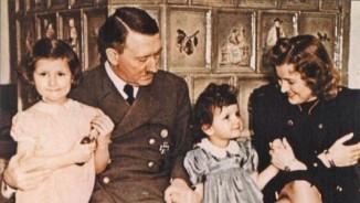 Loạt ảnh hiếm về trùm phát xít Hitler