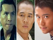 Phim - 3 siêu sao võ thuật Lý Liên Kiệt, Chân Tử Đan, Ngô Kinh qua lời kể của sư phụ