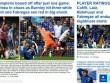 "Chelsea thua sốc: ""Triệu fan"" MU hả hê, báo chí khen Morata, mắng Conte"