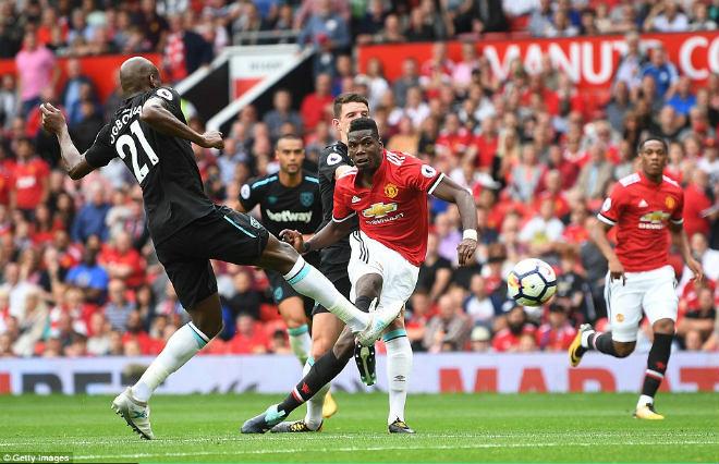 """Ấn tượng MU: Mourinho lạnh lùng, Lukaku """"điên"""" cùng Pogba - 10"""