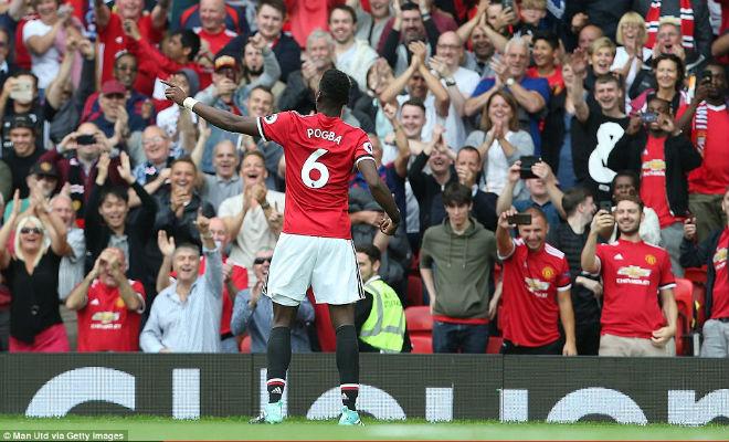 """Ấn tượng MU: Mourinho lạnh lùng, Lukaku """"điên"""" cùng Pogba - 12"""