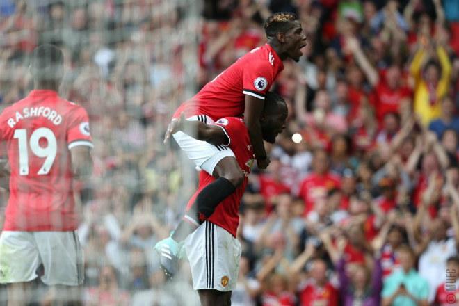 """Ấn tượng MU: Mourinho lạnh lùng, Lukaku """"điên"""" cùng Pogba - 4"""