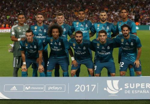 Chi tiết Barca - Real Madrid: Siêu phẩm của sao trẻ (KT) - 4