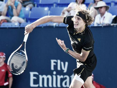 Chi tiết Federer - Zverev: Trả nợ hoàn hảo (Chung kết Rogers Cup) (KT) - 7