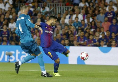 Chi tiết Barca - Real Madrid: Siêu phẩm của sao trẻ (KT) - 7