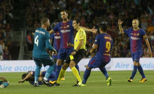 Chi tiết Barca - Real Madrid: Siêu phẩm của sao trẻ (KT) - 6