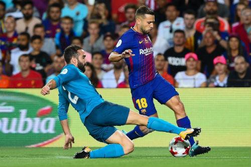 Chi tiết Barca - Real Madrid: Siêu phẩm của sao trẻ (KT) - 9