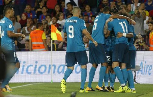 Chi tiết Barca - Real Madrid: Siêu phẩm của sao trẻ (KT) - 10