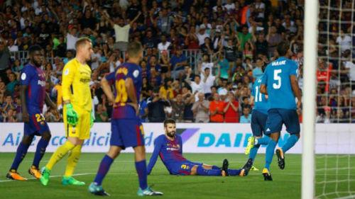 Chi tiết Barca - Real Madrid: Siêu phẩm của sao trẻ (KT) - 8