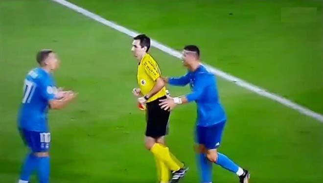 Ronaldo dễ bị cấm 4-12 trận, báo thân Real vạch tội Messi - 2