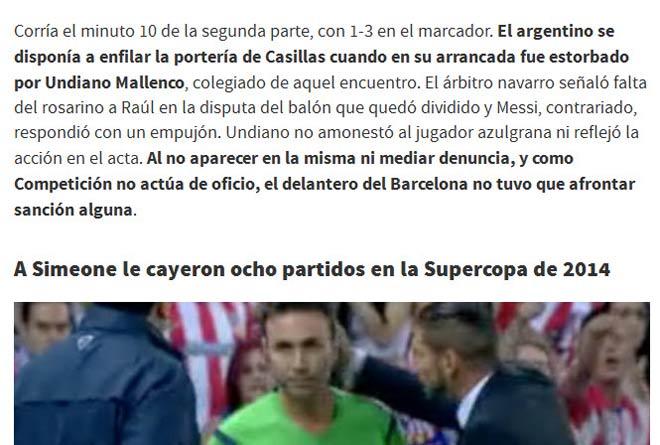 Ronaldo dễ bị cấm 4-12 trận, báo thân Real vạch tội Messi - 1