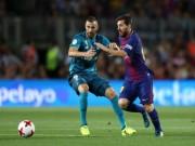 Bóng đá - Chi tiết Barca - Real Madrid: Siêu phẩm của sao trẻ (KT)