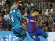 Bóng đá - Barcelona - Real Madrid: Siêu phẩm, thẻ đỏ & hiệp 2 đỉnh cao