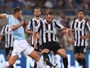Juventus – Lazio: Rượt đuổi siêu kịch tính (Siêu cúp Ý 2017)