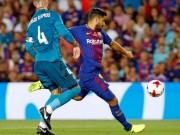 """Bóng đá - Siêu kinh điển Barca - Real: Suarez """"diễn quá sâu"""", fan trao """"giải Oscar ăn vạ"""""""