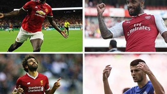 Dàn SAO Ngoại hạng 220 triệu bảng ra mắt: Lukaku che mờ Morata, Lacazette