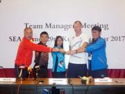 Tuyển nữ Việt Nam quyết phục thù người Thái, giành HCV SEA Games
