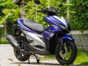 Cận cảnh Yamaha NVX 155: Thiết kế đẹp và nam tính