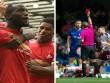 Tiêu điểm V1 Ngoại hạng Anh: Đế chế đỏ MU thách thức nhà vua Chelsea