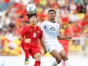 Lịch thi đấu đội tuyển U22 Việt Nam tại SEA Games 29