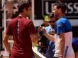 """Trực tiếp tennis Cincinnati ngày 2: Federer sa cơ, """"Kẻ thống trị"""" Thiem """"bung lụa"""""""
