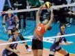 """Bóng chuyền nữ châu Á: Việt Nam - Nhật Bản, set 2 """"như 1 trò đùa"""""""