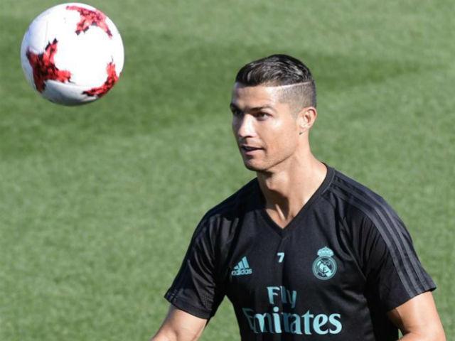 """Ronaldo treo giò 5 trận: Hớn hở tập luyện đợi… """"chạy án"""""""