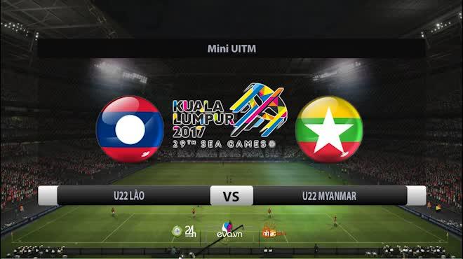"""TRỰC TIẾP bóng đá U22 Singapore - U22 Lào: """"Cửa tử"""" trước mặt (SEA Games)"""