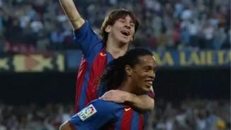 """Kinh điển Real - Barca: Rô vẩu, Messi từng """"cày nát"""" Bernabeu"""