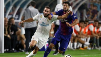 TRỰC TIẾP Real Madrid - Barcelona: SAO trẻ từ chối MU (Siêu cúp TBN)