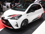 Toyota Yaris phiên bản xe đua sản xuất giới hạn chỉ 400 chiếc