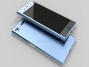 Sony Xperia XZ1 rò rỉ thiết kế, nhìn thanh nhã