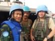 """Nơi huấn luyện """"sĩ quan mũ nồi xanh"""" cho Liên hợp quốc"""