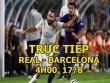 Chi tiết Real Madrid - Barcelona: Áp đảo hoàn toàn (KT)