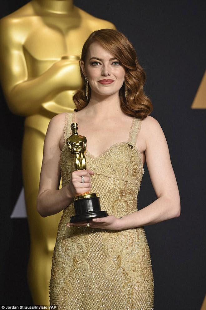"Mỹ nhân ""La La Land"" Emma Stone có mức thù lao cao nhất thế giới - 1"