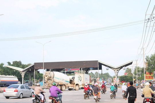 Nhìn Cai Lậy, BOT tuyến lánh Biên Hòa chuẩn bị phương án ứng phó - 1