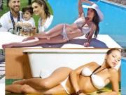 Vợ, bồ cầu thủ Real Madrid - Barcelona: Ai hot hơn ai?