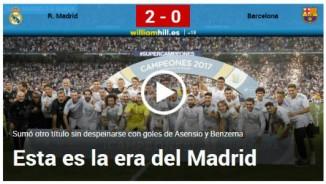 Báo chí thế giới: Kỷ nguyên Real Madrid vô địch thiên hạ