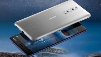 Hàng tuyển Nokia 8 trình làng, camera kép 13MP, giá tốt
