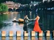 Chuyến đi Phượng Hoàng cổ trấn chất lừ của nữ du khách Việt khiến dân mạng ganh tỵ