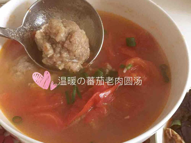 Canh chua thịt viên tuyệt ngon, dễ làm cho ngày tan tầm muộn