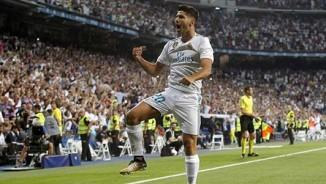 Real: Asensio tỏa sáng, Ronaldo xui Bale đến MU
