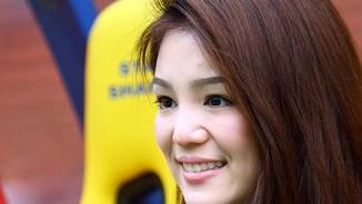 Sếp nữ xinh đẹp U22 Thái Lan vẫn nói cứng khi bị U22 Việt Nam bỏ xa