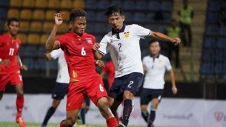 TRỰC TIẾP U22 Singapore - U22 Lào: Đòn phủ đầu & 2 cú đấm hạng nặng (SEA Games)